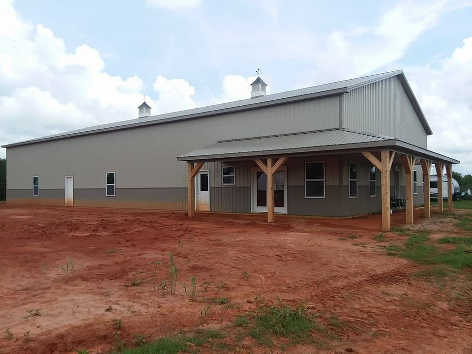 Airplane Hangar by Barn Country USA